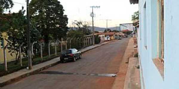 Imagens da localidade de Barranco Alto - MG