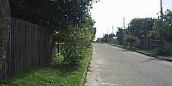 Urucar�-AM-Rua Rosa Falabella-Foto:Miqu�ias Souza
