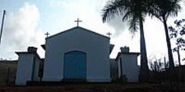 Capela N.S.da Conceição-Foto:Geraldo Salomão