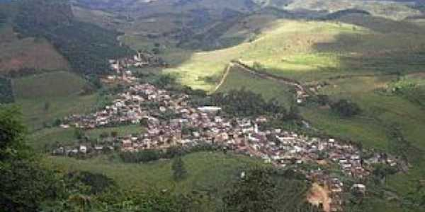 Belizário-MG-Vista panorâmicada cidade-Foto:Adilson Mattos