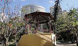 Belo Horizonte - Belo Horizonte-MG-Coreto no Parque Municipal-Foto:Paulo Yuji Takarada