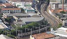 Belo Horizonte - Belo Horizonte-MG-Ferrovias-Foto:Paulo Yuji Takarada