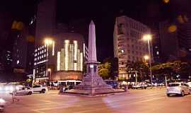 Belo Horizonte - Belo Horizonte-MG-Praça do Obelisco-Foto:PMBH-Facebook