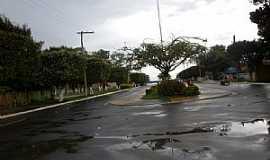 Urucurituba - Urucurituba-AM-Avenida central-Foto:Renato Lins
