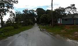 Urucurituba - Urucurituba-AM-Rua na Comunidade de Tabocal-Foto:Renato Lins