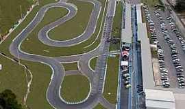 Betim - Vista aérea — Kartódromo Internacional de Betim.