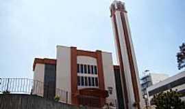 Betim - Matriz de N.Sra.do Carmo em Betim-Foto:Vicente A. Queiroz