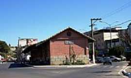 Bicas - Antiga Estação Ferroviária de Bicas-Foto:Elpídio Justino de A…