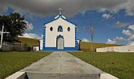 Bicas - Capela de S�o Manoel em Bicas-Foto:merciasilva