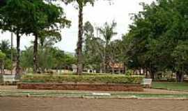 Biquinhas - Praça por montanha