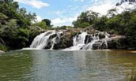 Boa Esperan�a - Bos Esperan�a-MG-Cachoeira Santa Luzia-Foto:Marcelo Brolo
