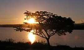 Boa Esperança - Bos Esperança-MG-Pôr do sol no Lago de Furnas-Foto:José Roberto S. Filho