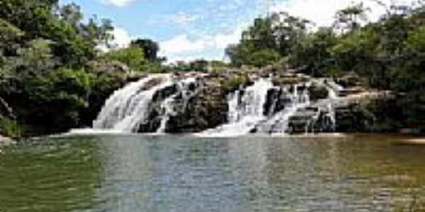 Bos Esperan�a-MG-Cachoeira Santa Luzia-Foto:Marcelo Brolo
