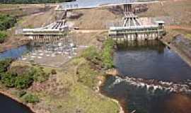 Vila Pitinga - Usina Hidrelétrica em Vila Pitinga-AM-Foto:Frank_Sampaio