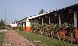 Vila Pitinga - Vila Pitinga-AM-Colégio Pitágoras-Foto:Raiza Lucena.