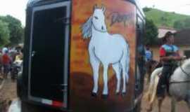 Boa Uni�o de Itabirinha - cavalgada  janeiro 2011, Por elizabeth