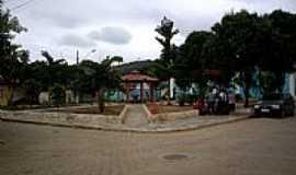 Boa União de Itabirinha - Boa União de Itabirinha-MG-Praça Central da cidade-Foto:RUBINHO BARROSO