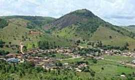 Boa Uni�o de Itabirinha - Itaquara-BA-Vista da cidade-Foto:aminadabe