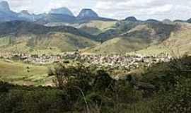 Boa União de Itabirinha - Vista da cidade-Foto:decio coutinho