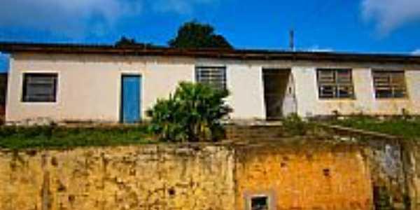 Boa União de Itabirinha-MG-Antiga Escola-Foto:Cainã Braga