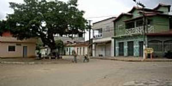 Boa União de Itabirinha-MG-Centro da cidade-Foto:RUBINHO BARROSO
