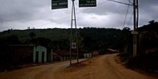 Boa Uni�o de Itabirinha-MG-Entrada da cidade-Foto:RUBINHO BARROSO