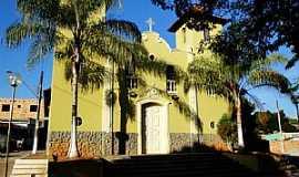 Boa Vista de Minas - Boa Vista de Minas-MG-Igreja de N.Sra.do Carmo-Foto:Rômulo Duarte
