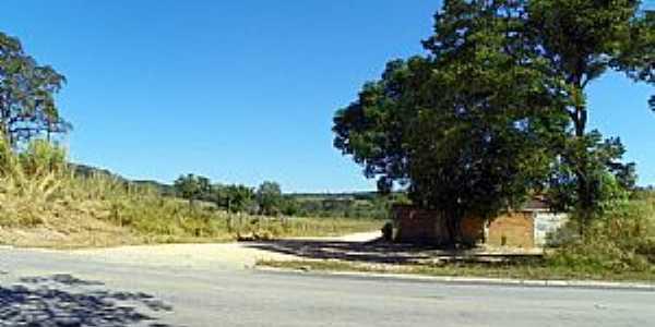 Boa Vista de Minas-MG-Estrada de acesso-Foto:Nicodemos Rosa