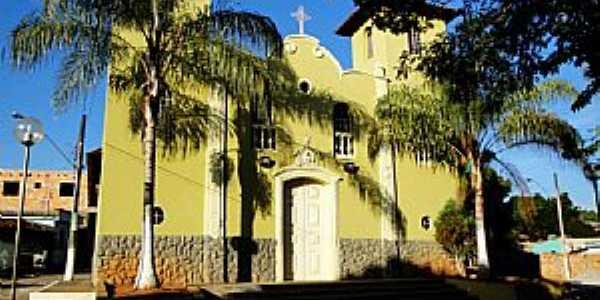 Boa Vista de Minas-MG-Igreja de N.Sra.do Carmo-Foto:Rômulo Duarte