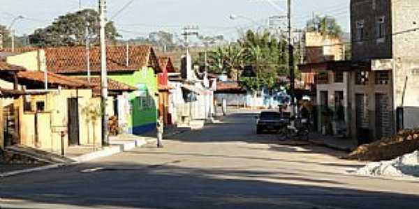 Boa Vista de Minas-MG-Rua Eloi Marques de Assis-Foto:Rômulo Duarte