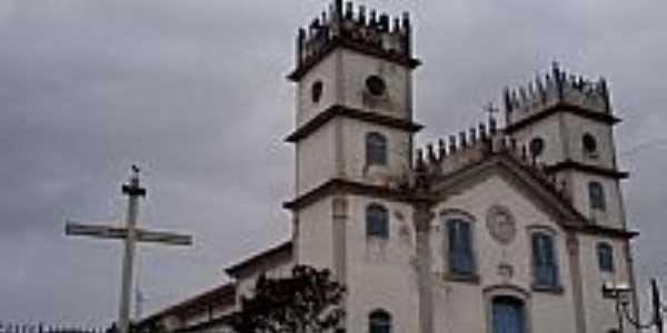 Bocaina de Minas-MG-Matriz de N.Sra.do Rosário-Foto:Raymundo P Netto