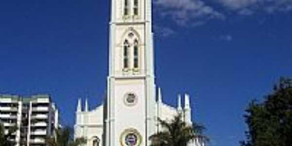 Igreja de N.Sra.do Bom Despacho em Bom Despacho-Foto:Wilson Fortunato