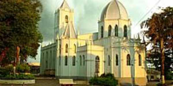 Igreja de N.Sra.do Rosário em Bom Despacho-Foto:Wilson Fortunato
