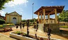 Bom Jesus da Cachoeira - Coreto-Foto:sgtrangel