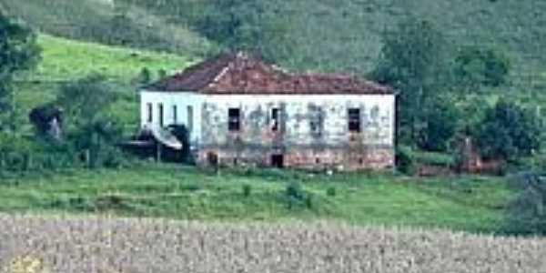 Casa antiga área rural-Foto:Altemiro Olinto Cris…