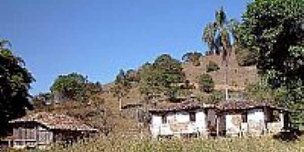 Casa da zona rural