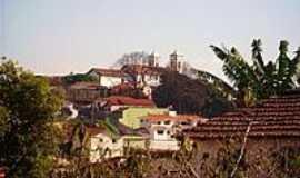 Bom Sucesso - Vista da cidade-Foto:André Luís Vieira