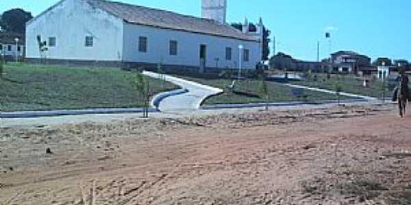 Bonança-MG-Lateral da Matriz-Foto:junior brytto