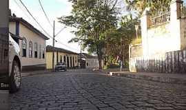 Bonfim - Bonfim-MG-Rua no centro-Foto:antonor