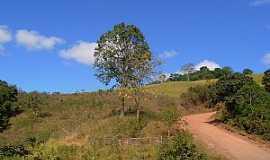 Bonfim - Bonfim-MG-Estrada rural-Foto:montanha