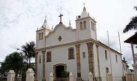 Bonfim - Bonfim-MG-Matriz do Senhor do Bonfim-Foto:Vicente A. Queiroz