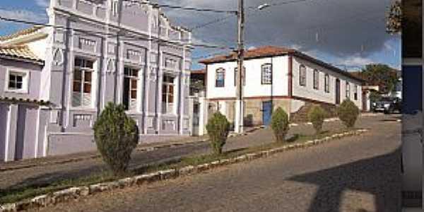 Bonfim-MG-Avenida principal-Foto:antonor