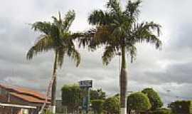 Bonfinópolis de Minas - Entrada