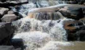 Bonfinópolis de Minas - cachoeira do rio santo andre, Por Carlos Roberto Melgaço
