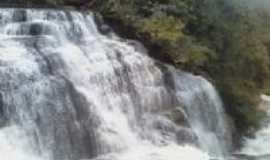 Bonfinópolis de Minas - cachoeira santo andre, Por Carlos Roberto Melgaço