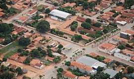 Bonito de Minas - Bonito de Minas-MG-Vista parcial da cidade-Foto:Denes Melo
