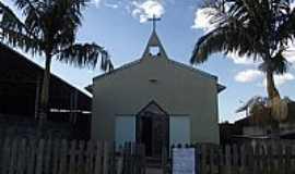 Borda da Mata - Borda da Mata-MG-Capela de Santa Edwiges-Foto:vichv