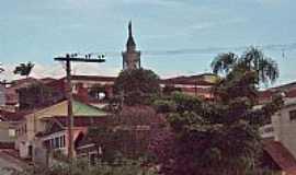Borda da Mata - Borda da Mata-MG-Vista da Torre da Matriz-Foto:Rogério Santos Pereira