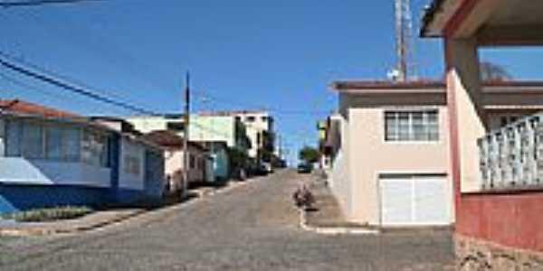 Borda da Mata-MG-Ruas da cidade-Foto:Jorge Siqueira
