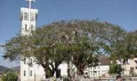 Brás Pires - Igreja Matriz Nossa Senhora do Rosário - Brás Pires - MG, Por Priscila